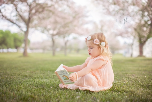 Adelyn Cherry Blossoms